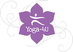 Yoga-4U, Private Yoga Studio Logo